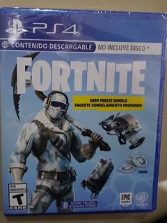 Fortnite Para Ps4, Contenido Descargable