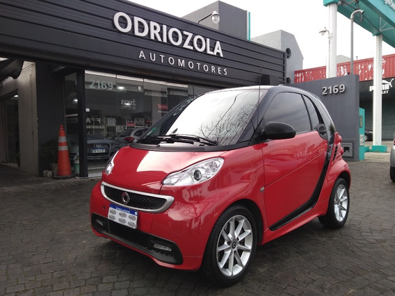 Smart Fortwo 1.0 Passion C/radio Highline