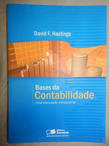 Bases Da Contabilidade- Uma Discussão Introdutória