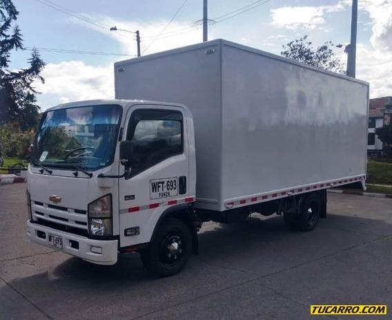 Chevrolet Nqr - Furgón