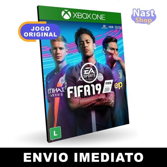 Fifa 19 Xbox One Midia Digital 2019 Português Envio Imediato