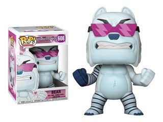 Funko Pop Bear #608 Teen Titans Go Dc Regalosleon