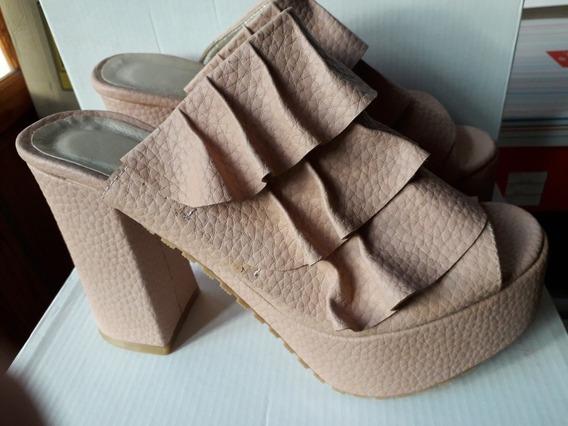 Sandalias Zuecos Zapatos Mujer