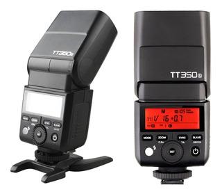Flash Godox Mini Tt350s Para Sony Ttl