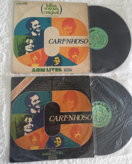 2 Lp Novela - Carinhoso (frete Grátis)