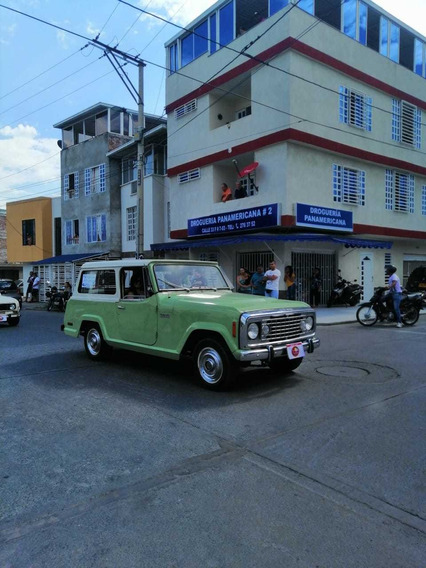 Jeep Commando Americanov8