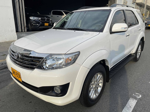 Toyota Fortuner 2.7 4x4 A/t