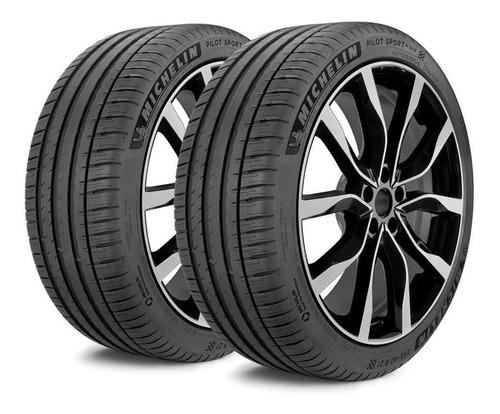 Kit X2 Neumáticos 265/45/20 Michelin Pilot Sport 4 Suv 108y