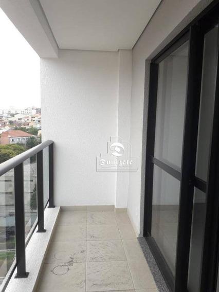 Apartamento Com 1 Dormitório À Venda, 42 M² Por R$ 310.000,00 - Santa Paula - São Caetano Do Sul/sp - Ap13573