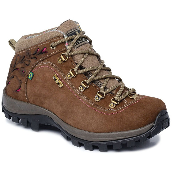 Bota Adventure Cano Alto Macboot Alecrim 04 Andiroba
