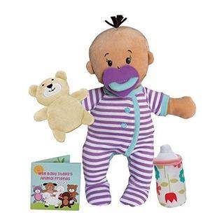 Manhattan Toy Wee Baby Stella Beige Sleepy Times Scent 12 Se