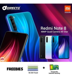 Celular Redmi Note 8 128 Gb 4ram Versao Global 4 G Lte