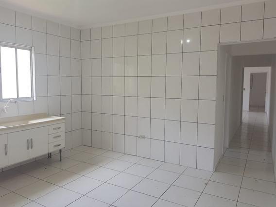 Casa Para Alugar - 4 Cômodos - Jd Pinheirinho - Embu Das Artes - 435 - 34596532