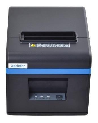 Impressora Termica 80mm Xprinter Qr Cupom Não Fiscal