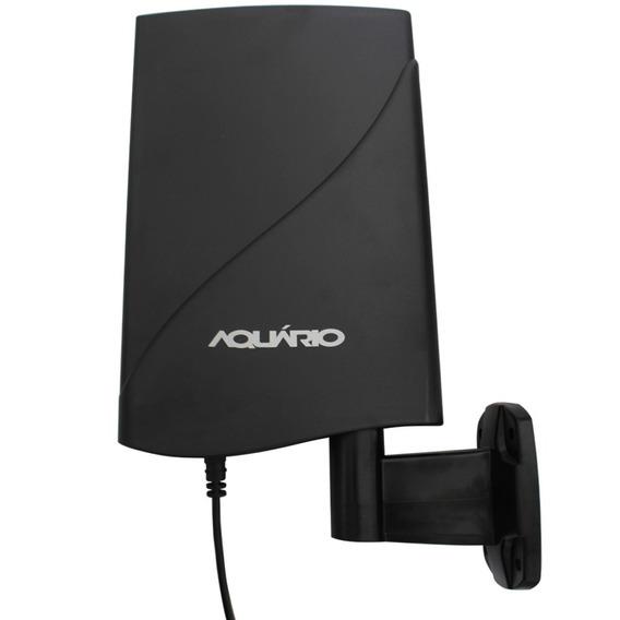 Antena Externa Digital Amplificada Dtv-5600 - Aquário