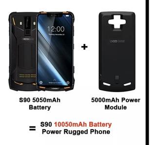 Telefono Doogee S90+ Modulo De Power Bank Red 4g Telcel Movi