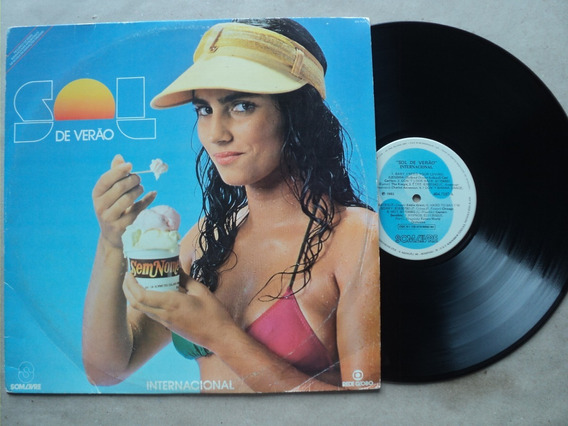 Lp Sol De Verão Trilha Sonora Internacional 1983 Frete 15,00