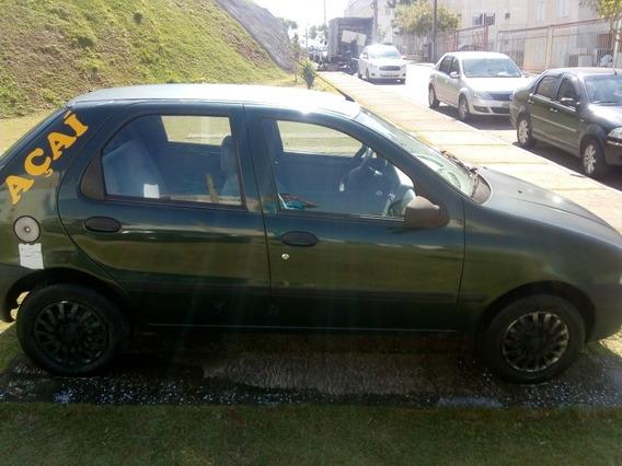 Fiat Palio 1.0 Ex 5p Gasolina 2000