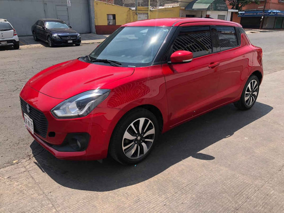 Suzuki Swift 2019 5p Glx L4/1.4 Man