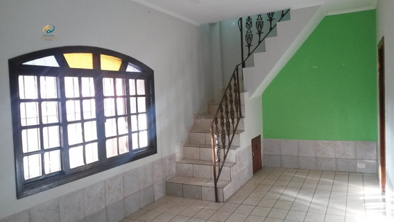 Sobrado A Venda No Bairro Vila Santo Antônio Em Guarujá - - 51-1