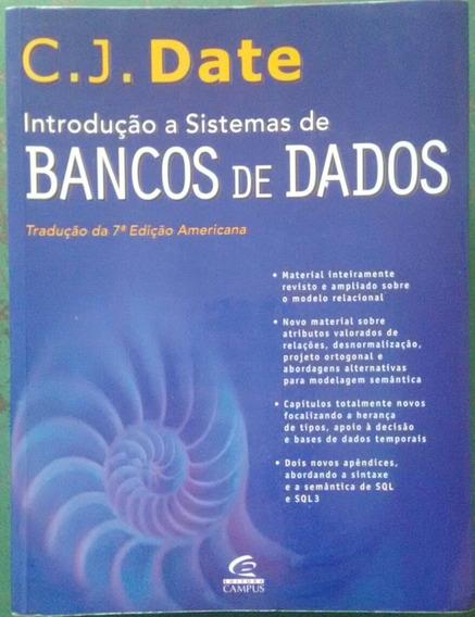 Livro C. J. Date Introdução A Sistemas De Bancos De Dados