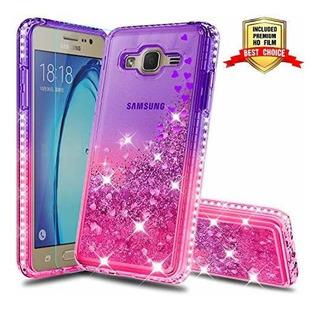 Carcasa Para Galaxy On5 G550 G5500 Con Protector De Pantalla