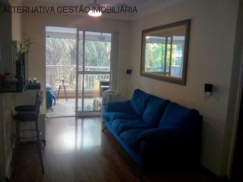 Apartamento Residencial Em São Paulo - Sp, Jaguaré - Apv2493