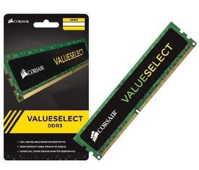 Memória Corsair Ddr3l 8gb Pc Desktop Low Voltage