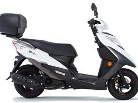Suzuki Burgman 125 - Suzuki Lindy 125