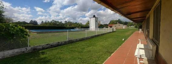 Quinta 352 M2 En Cañuelas, Parque 8.600 M2. Toma En Parte De Pago