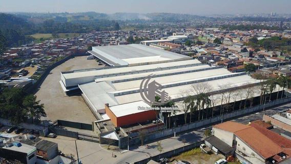 Galpão Industrial Para Venda E Locação, Jardim Helena, São Paulo - Ga0007. - Ga0007
