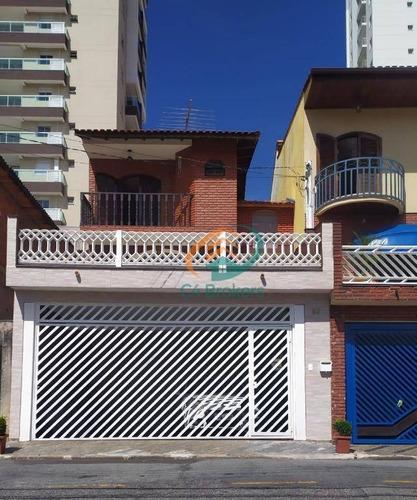 Sobrado À Venda, 250 M² Por R$ 960.000,00 - Jardim Dourado - Guarulhos/sp - So0572