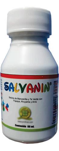 Salvanin Desparasitario Antimibiano 60ml - L a $150
