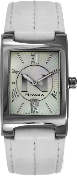 Reloj Nivada Swiss N Collection Para Mujer Ng3846lacbr