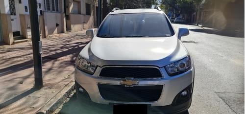 Imagen 1 de 12 de Chevrolet Captiva 2.4 Ls 167cv Mod 2016