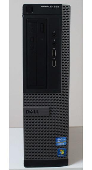 Computador Dell Optiplex 390 Core I3 3.1ghz 4gb Hd-250gb