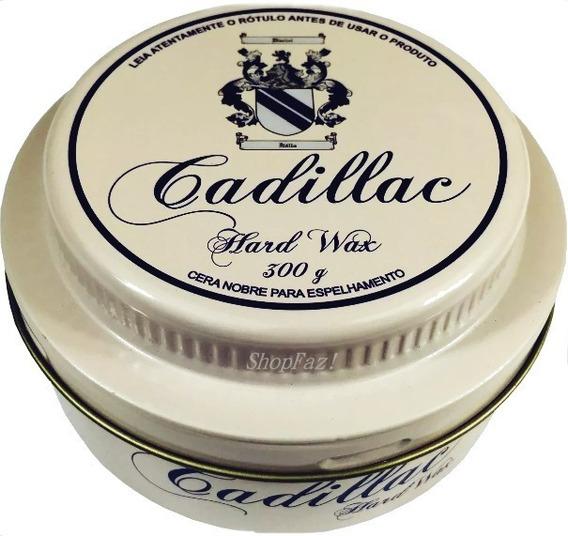 Cera De Carnaúba Branca Tipo 1 Hard Wax Cadillac 300 G