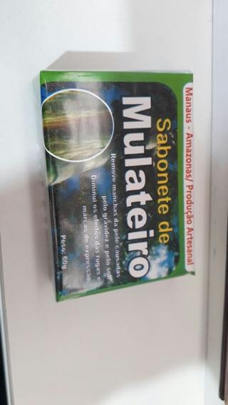 Kit Com 10 Sabonetes Mulateiro