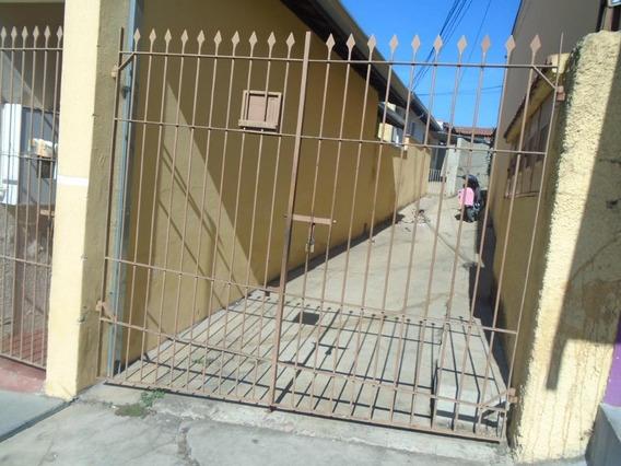 Casa Com 1 Dormitório Para Alugar, 35 M² Por R$ 500,00/mês - Vila Rezende - Piracicaba/sp - Ca0636