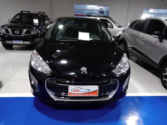 Peugeot 308 Allure 2.0 Flex 16v 5p Aut 2014