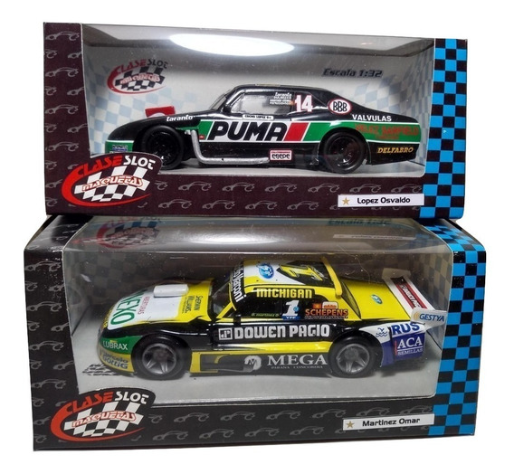 *2* Replicas Maquetas Tc A Eleccion Autos Coleccion Tc