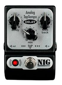Pedal Nig Padt Pocket Analog Delay Taptempo