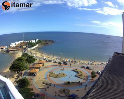 Excelente Apartamento De Frente Pro Mar Para Aluguel De Temporada - Ap01682 - 33544915