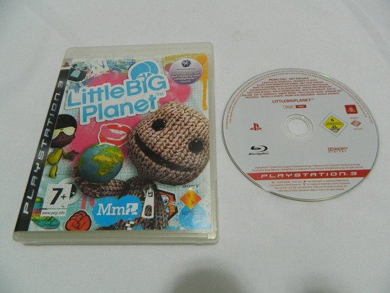 Little Big Planet - For Display Purposes Only - Ps3 Na Caixa