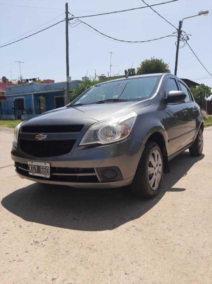 Chevrolet Agile 2011 Lt Gnc
