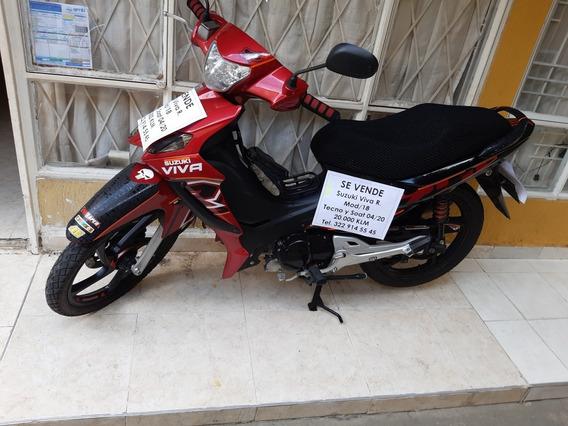 Suzuki Viva R, Style. Soat Y Tecno/04/20