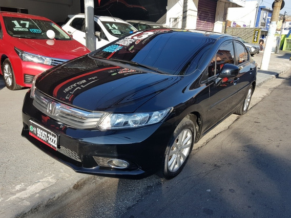 Honda Civic 2013 1.8 Lxs Flex 4p