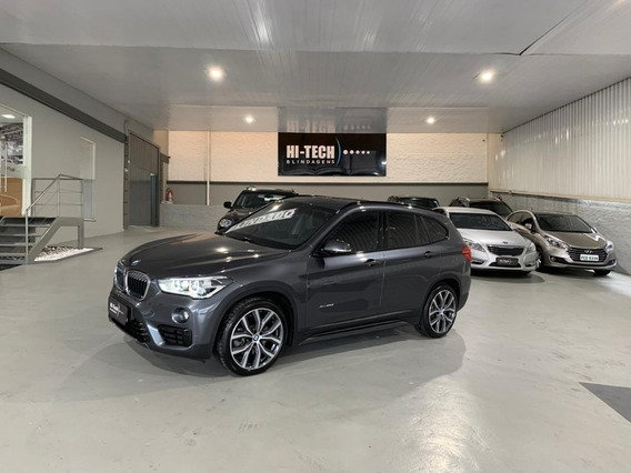 Bmw X1 Xdrive25i - Blindado