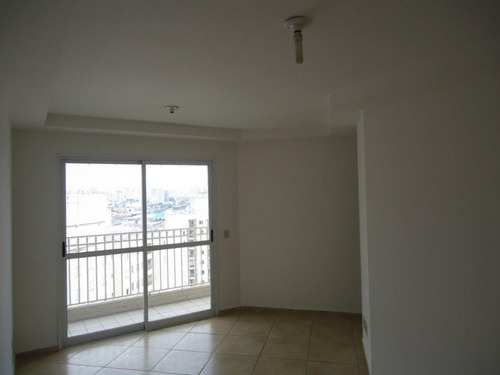 Apartamento Com 1 Dormitório À Venda, 58 M² - Limão - São Paulo/sp - Ap1083