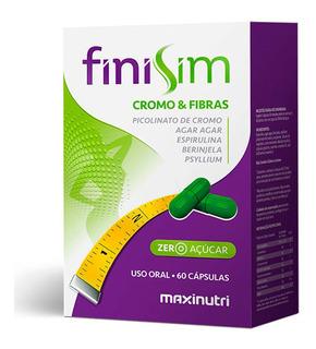Finisim Auxiliar Emagrecedor Original 60 Cápsulas-maxinutri